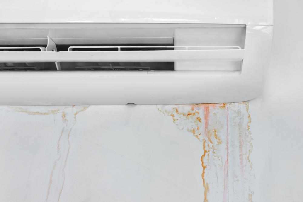 AC Water Leaking